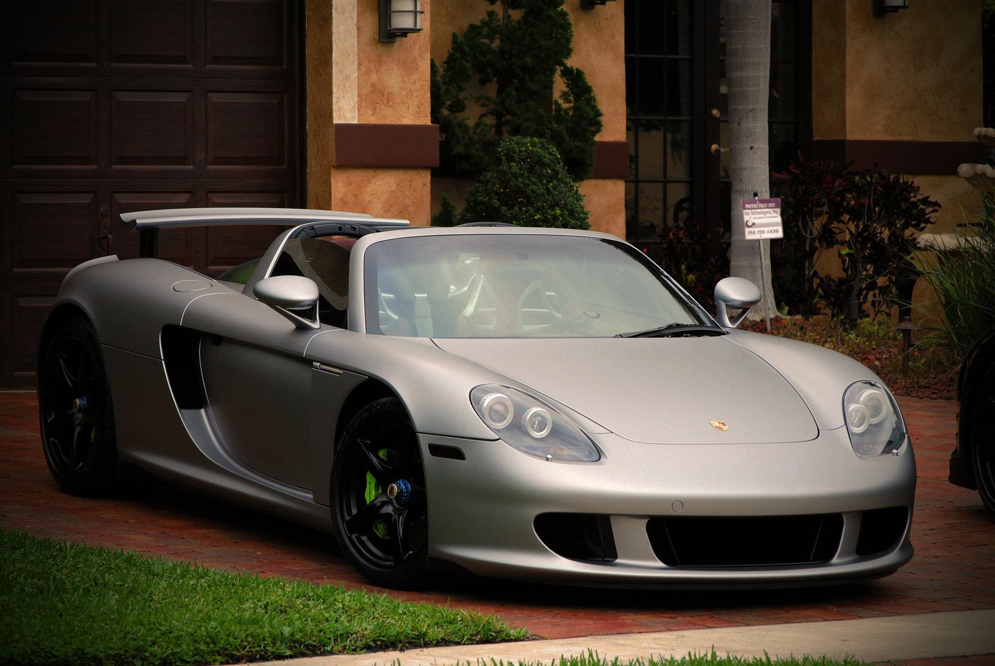 187 Porsche Cgt Exotic Car Search