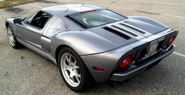 2005 2006 Ford Gt Exotic Car Search