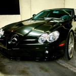 kustom car photography McLaren SLR 2013-03-28 1 of 51