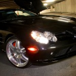 kustom car photography McLaren SLR 2013-03-28 15 of 51