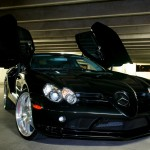 kustom car photography McLaren SLR 2013-03-28 18 of 51