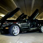 kustom car photography McLaren SLR 2013-03-28 5 of 51