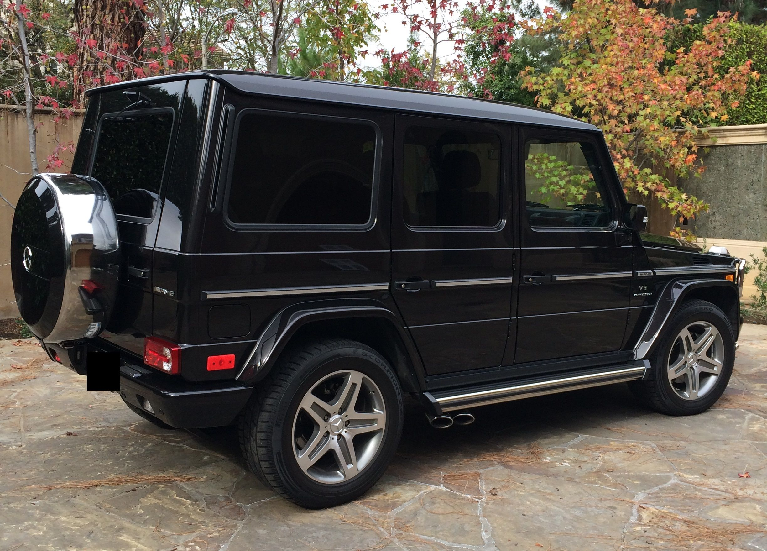 187 2011 Mercedes G55 Amg Low Low Miles Exotic Car Search