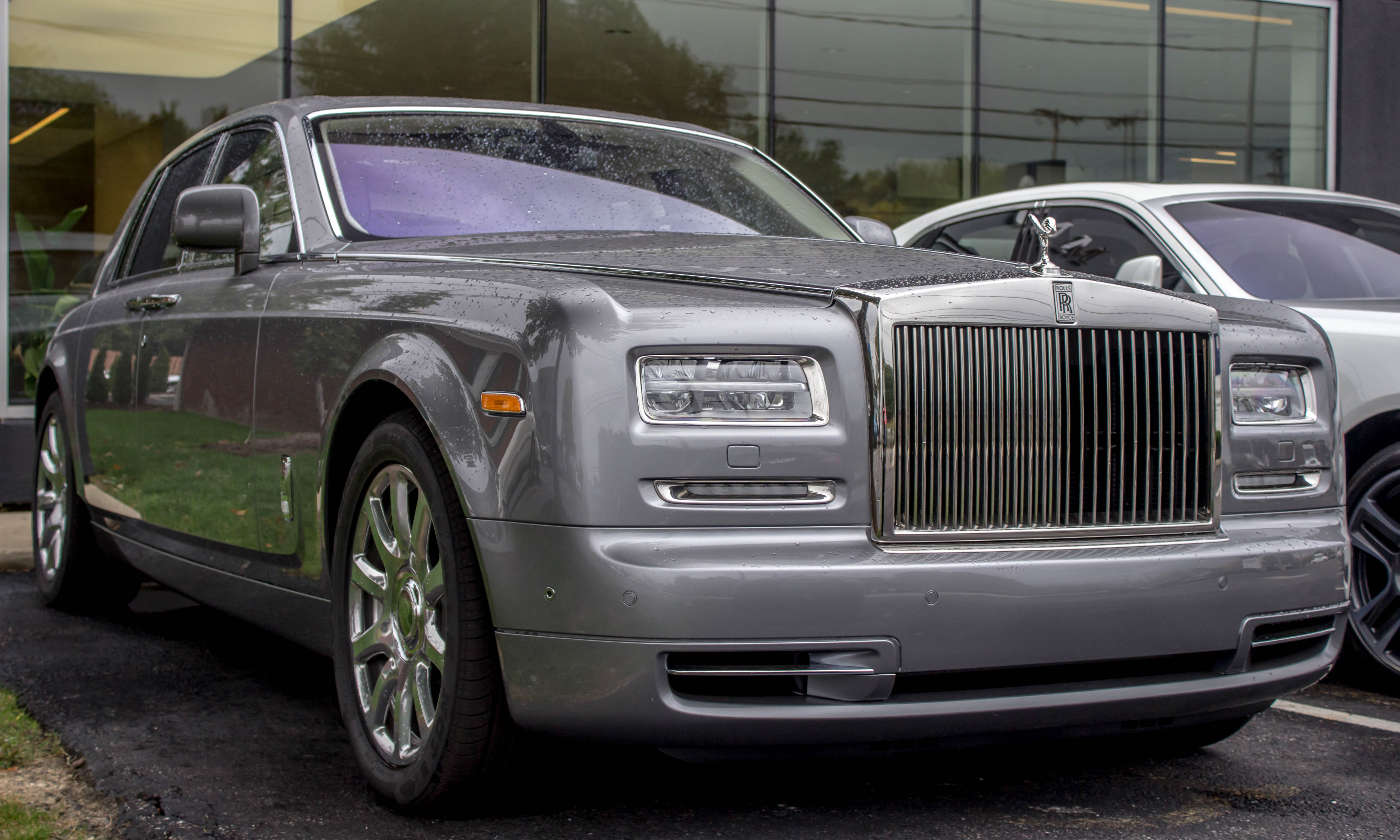 2016 rolls royce phantom only 300 miles sold exotic car search. Black Bedroom Furniture Sets. Home Design Ideas