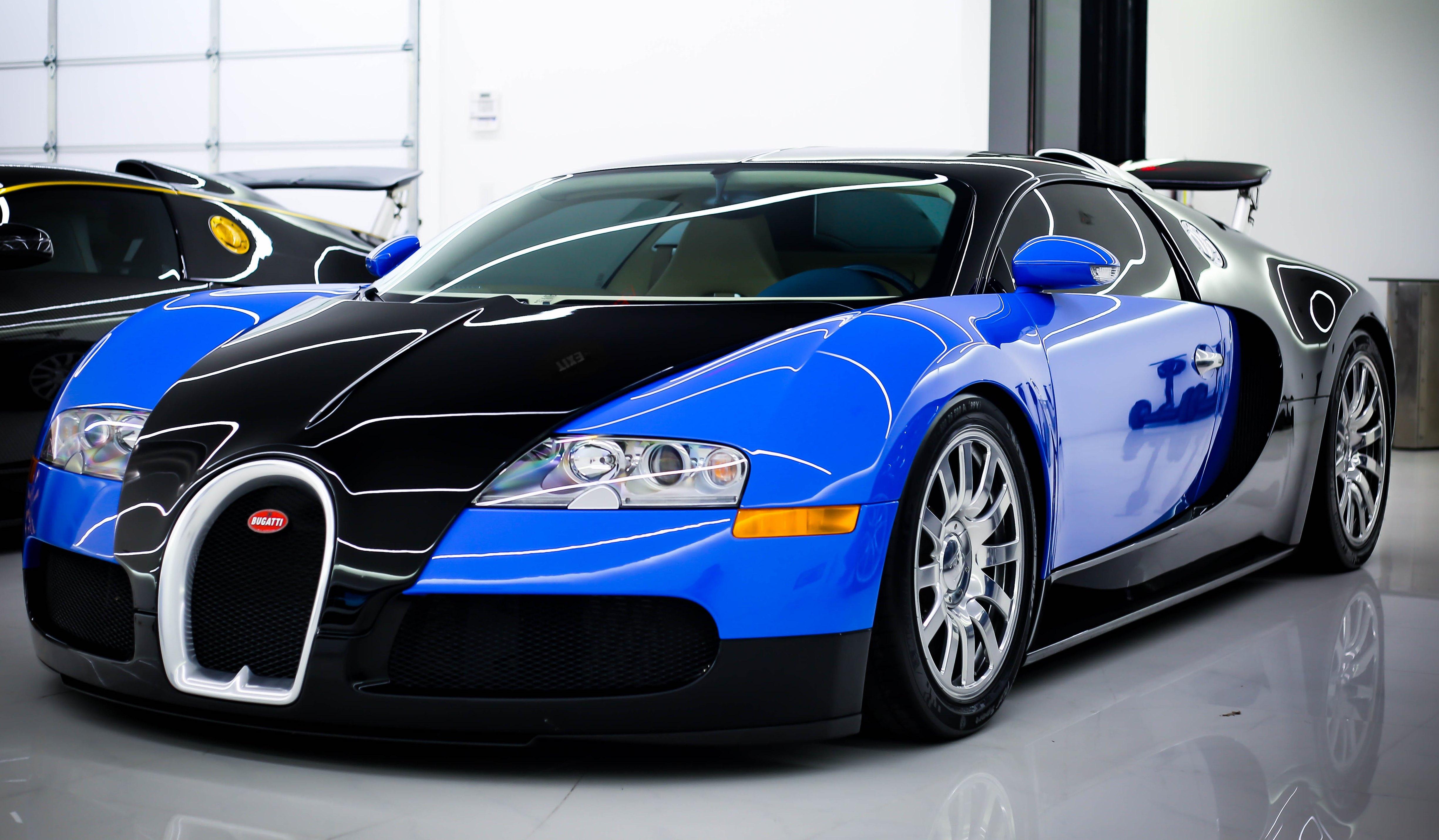 Blue Bugatti Veyron: » 2008 Bugatti Veyron……SOLD Exotic Car Search