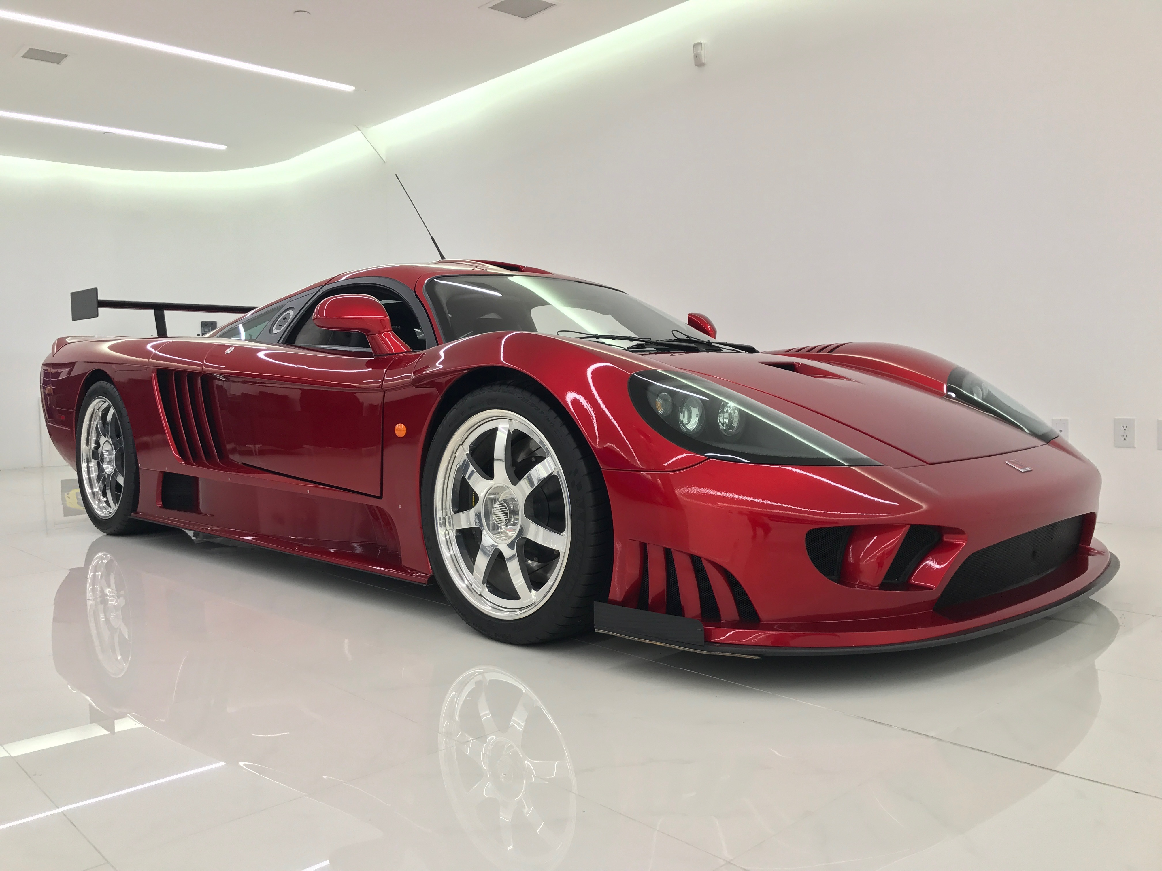 Saleen S7 Exotic Car Search