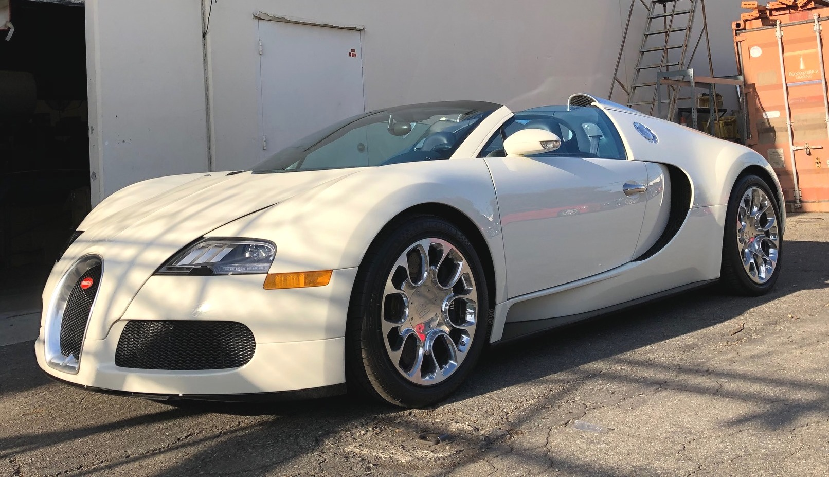 Veyron Grand Sport Exotic Car Search